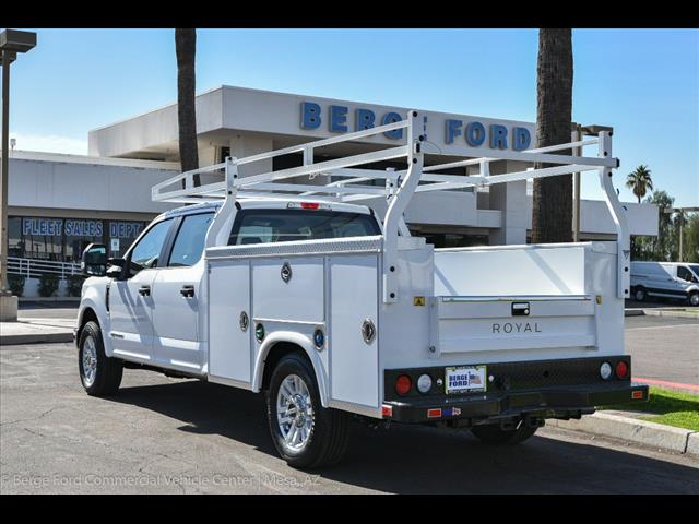 2017 F-250 Crew Cab, Royal Service Bodies Service Body #17P758 - photo 2