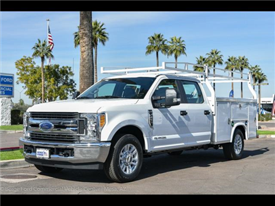 2017 F-250 Crew Cab, Royal Service Bodies Service Body #17P758 - photo 8