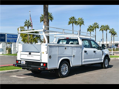 2017 F-250 Crew Cab, Royal Service Bodies Service Body #17P758 - photo 15