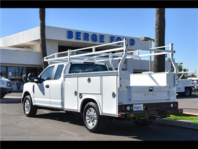 2017 F-350 Super Cab, Royal Service Bodies Service Body #17P764 - photo 2