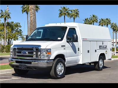 2017 E-350, Reading Ready Van SL Service Utility Van #17P773 - photo 7