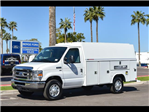 2017 E-350, Reading Ready Van SL Service Utility Van #17P773 - photo 1