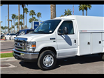 2017 E-350, Reading Ready Van SL Service Utility Van #17P773 - photo 6