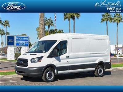 2018 Transit 150 Med Roof 4x2,  Empty Cargo Van #180335 - photo 1