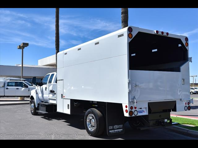 2018 F-650 Super Cab DRW, Stahl Chipper Body #18F014 - photo 2