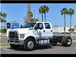 2018 F-750 Crew Cab DRW,  Cab Chassis #18F015 - photo 1