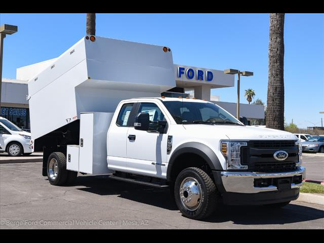 2018 F-550 Super Cab DRW 4x4,  Stahl Chipper Body #18F043 - photo 9