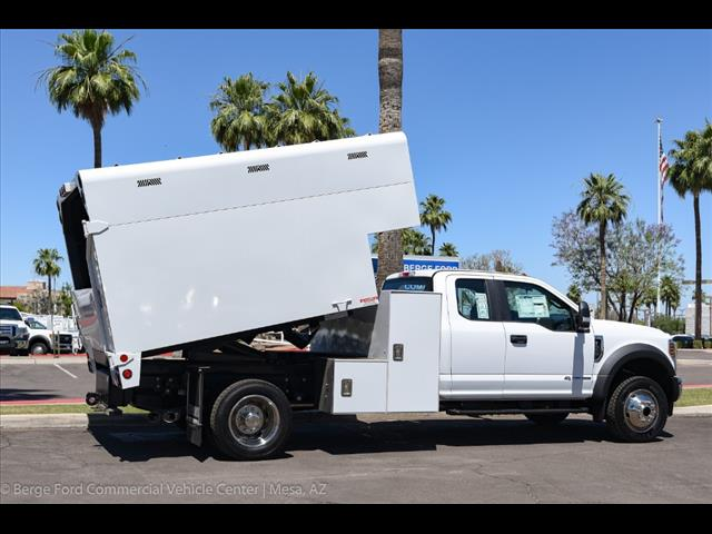 2018 F-550 Super Cab DRW 4x4,  Stahl Chipper Body #18F043 - photo 11