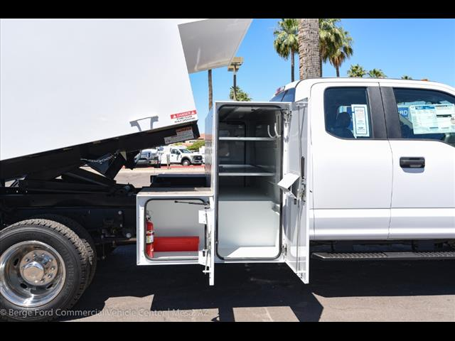 2018 F-550 Super Cab DRW 4x4,  Stahl Chipper Body #18F043 - photo 12