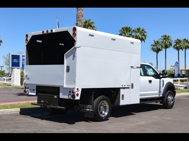 2018 F-550 Super Cab DRW 4x4,  Stahl Chipper Body #18F043 - photo 16