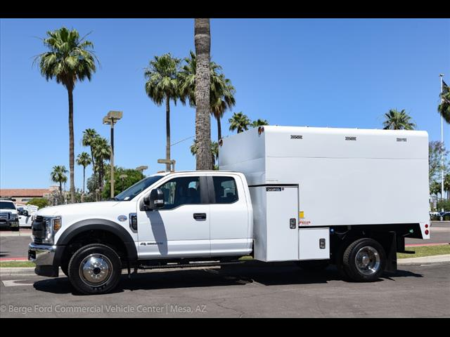 2018 F-550 Super Cab DRW 4x4,  Stahl Chipper Body #18F043 - photo 3