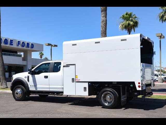 2018 F-550 Super Cab DRW 4x4,  Stahl Chipper Body #18F043 - photo 4
