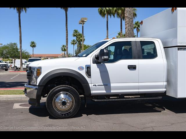 2018 F-550 Super Cab DRW 4x4,  Stahl Chipper Body #18F043 - photo 6