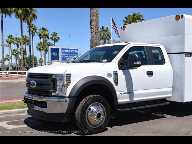 2018 F-550 Super Cab DRW 4x4,  Stahl Chipper Body #18F043 - photo 7