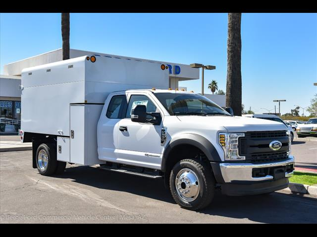 2018 F-550 Super Cab DRW 4x4, Stahl Chipper Body #18F044 - photo 11