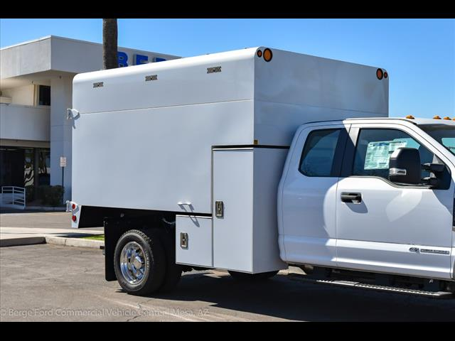 2018 F-550 Super Cab DRW 4x4, Stahl Chipper Body #18F044 - photo 12