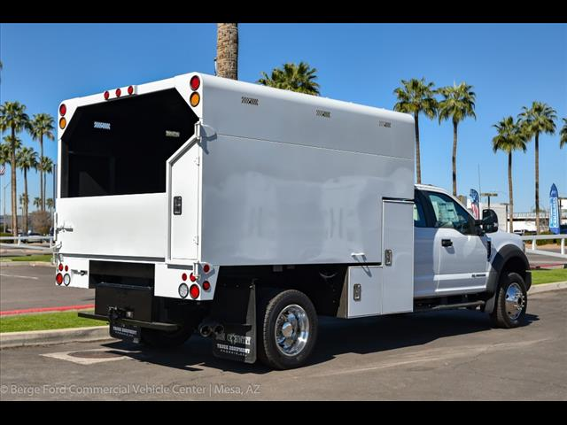 2018 F-550 Super Cab DRW 4x4, Stahl Chipper Body #18F044 - photo 14