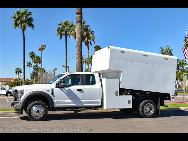 2018 F-550 Super Cab DRW 4x4, Stahl Chipper Body #18F044 - photo 3