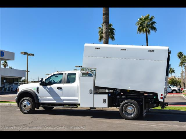 2018 F-550 Super Cab DRW 4x4, Stahl Chipper Body #18F044 - photo 2