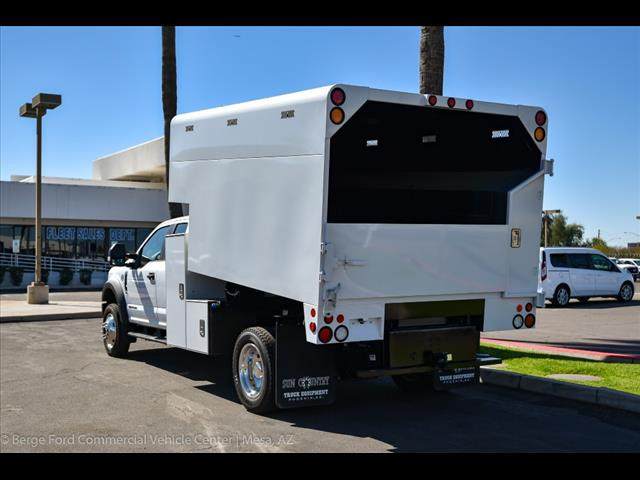 2018 F-550 Super Cab DRW 4x4, Stahl Chipper Body #18F044 - photo 4