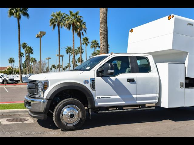 2018 F-550 Super Cab DRW 4x4, Stahl Chipper Body #18F044 - photo 7