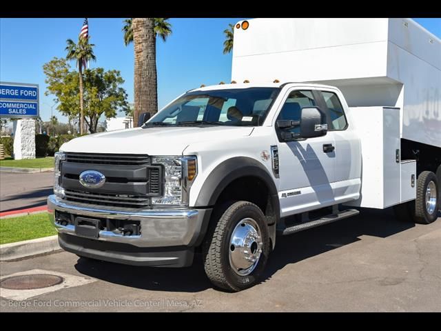 2018 F-550 Super Cab DRW 4x4, Stahl Chipper Body #18F044 - photo 8