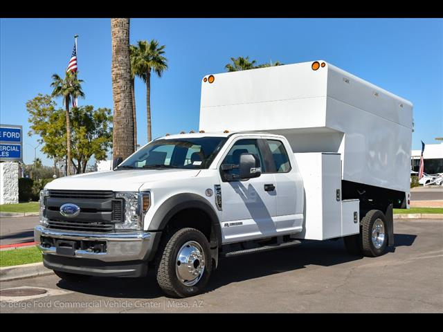2018 F-550 Super Cab DRW 4x4, Stahl Chipper Body #18F044 - photo 9