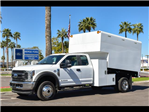 2018 F-550 Super Cab DRW 4x4, Stahl Chipper Body #18F044 - photo 1
