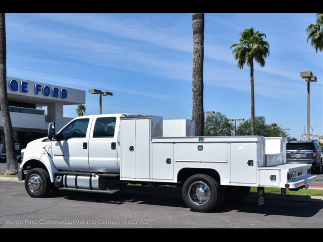 2018 F-650 Crew Cab DRW,  Scelzi Contour Service Welder Body #18P060 - photo 4