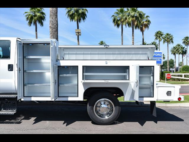 2018 F-650 Crew Cab DRW,  Scelzi Contour Service Welder Body #18P060 - photo 5