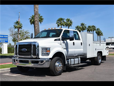 2018 F-650 Crew Cab DRW,  Scelzi Contour Service Welder Body #18P060 - photo 10