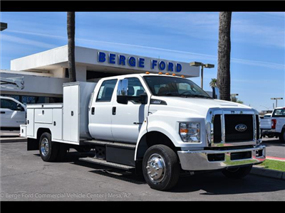 2018 F-650 Crew Cab DRW,  Scelzi Contour Service Welder Body #18P060 - photo 11
