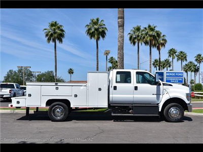 2018 F-650 Crew Cab DRW,  Scelzi Contour Service Welder Body #18P060 - photo 13