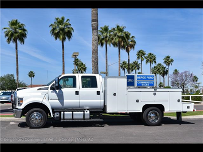 2018 F-650 Crew Cab DRW,  Scelzi Contour Service Welder Body #18P060 - photo 3