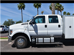 2018 F-650 Crew Cab DRW,  Scelzi Contour Service Welder Body #18P060 - photo 8