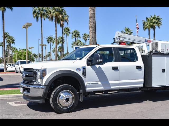 2018 F-550 Crew Cab DRW 4x4, Knapheide Mechanics Body #18P061 - photo 10