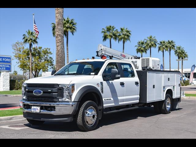 2018 F-550 Crew Cab DRW 4x4, Knapheide Mechanics Body #18P061 - photo 11