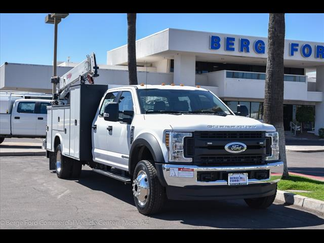 2018 F-550 Crew Cab DRW 4x4, Knapheide Mechanics Body #18P061 - photo 13