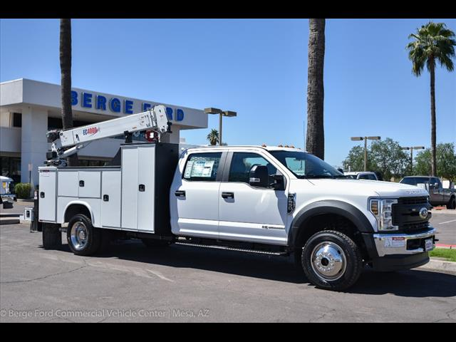 2018 F-550 Crew Cab DRW 4x4, Knapheide Mechanics Body #18P061 - photo 14