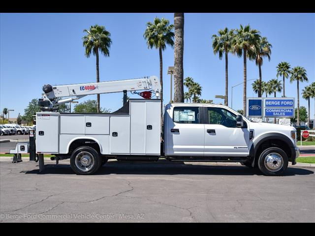 2018 F-550 Crew Cab DRW 4x4, Knapheide Mechanics Body #18P061 - photo 15