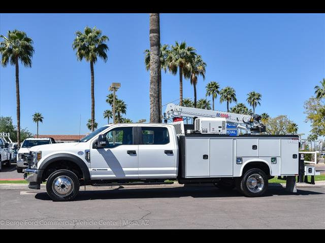 2018 F-550 Crew Cab DRW 4x4, Knapheide Mechanics Body #18P061 - photo 3