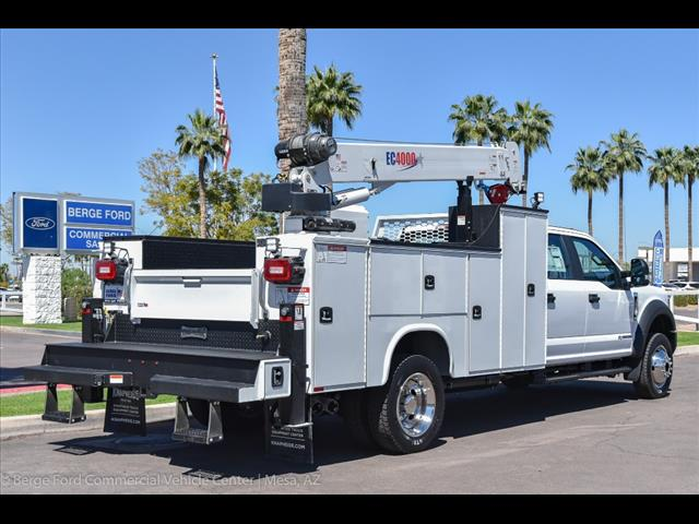 2018 F-550 Crew Cab DRW 4x4, Knapheide Mechanics Body #18P061 - photo 24