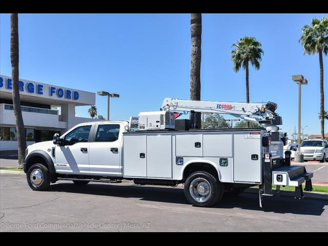 2018 F-550 Crew Cab DRW 4x4, Knapheide Mechanics Body #18P061 - photo 4