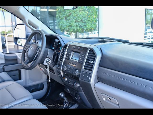 2018 F-550 Crew Cab DRW 4x4, Knapheide Mechanics Body #18P061 - photo 35