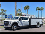 2018 F-550 Crew Cab DRW 4x4, Knapheide Mechanics Body #18P061 - photo 1