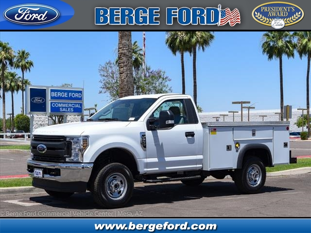2018 F-250 Regular Cab 4x4,  Monroe MSS II Deluxe Service Body #18P118 - photo 1