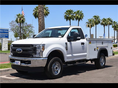 2018 F-250 Regular Cab 4x4,  Monroe MSS II Deluxe Service Body #18P118 - photo 9