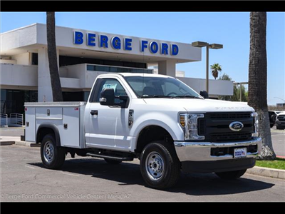 2018 F-250 Regular Cab 4x4,  Monroe MSS II Deluxe Service Body #18P118 - photo 10