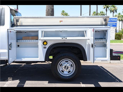 2018 F-250 Regular Cab 4x4,  Monroe MSS II Deluxe Service Body #18P118 - photo 6