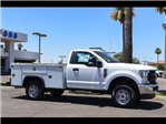 2018 F-250 Regular Cab 4x4,  Monroe MSS II Deluxe Service Body #18P118 - photo 11